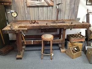 Free Design Woodworking: Buy Old woodworking bench