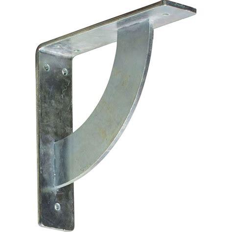 Steel Corbels by Ekena Millwork 8 In X 2 In X 8 In Steel Unfinished