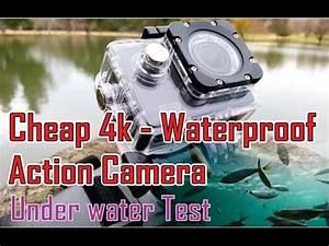 4k Action Cam Test : cheap 4k waterproof action camera video test youtube ~ Jslefanu.com Haus und Dekorationen