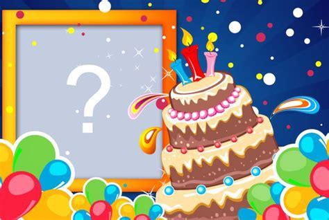 moldura festa de aniversario