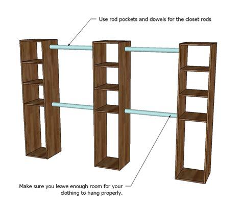 pdf diy closet woodworking plans size wood