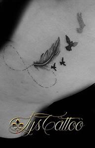 Tatouage Plume Poignet : 254 best tatouages tattoos by ~ Melissatoandfro.com Idées de Décoration