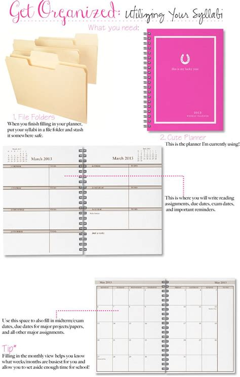 planners for college students 19 best images about going back to school on pinterest