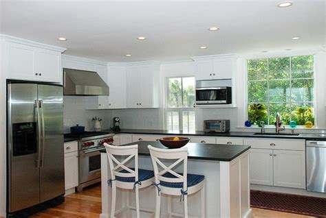 beach house kitchen cabinets provincetown beach house beach style kitchen boston