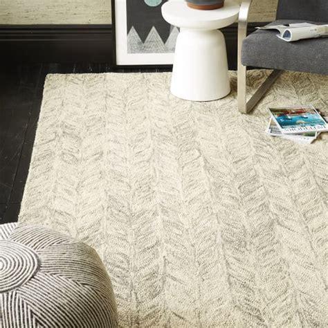 Vines Wool Rug - Neutral