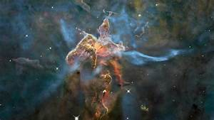 NASA | Hubble's 20th - A 3D Trip into the Carina Nebula ...
