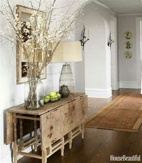Entry Decor - enchanting farmhouse entryway decorations for your