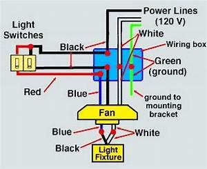 Ceiling Fan Wall Switch Wiring Hunter Ceiling Fan Reverse