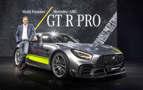 The black series cars were awesome, i wonder why they stopped making them. Mercedes-AMG GT Black Series could come with 700 hp to challenge 720S, 911 GT2 RS