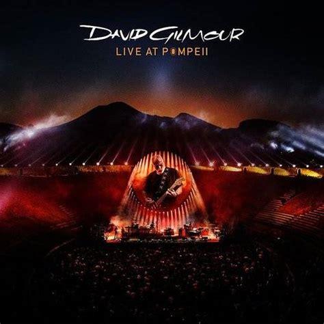 david gilmour   pompeii waterloo records