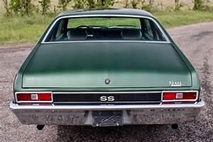1970 Chevrolet Nova 396 Ss 350 Hp Factory 4 Speed Low