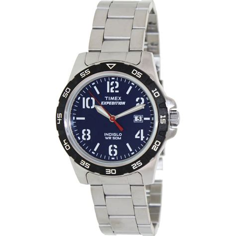 rugged mens watches timex t49925 s expedition rugged bracelet t49925