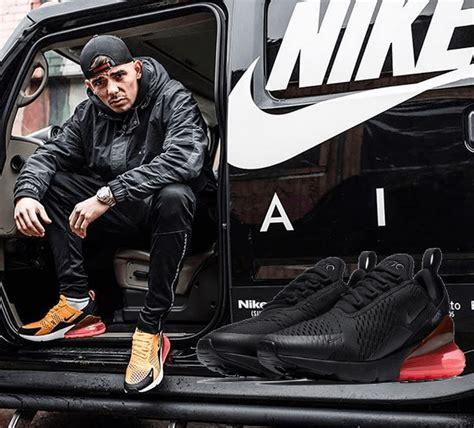 capital bra sneaker der nike air max  hoodside