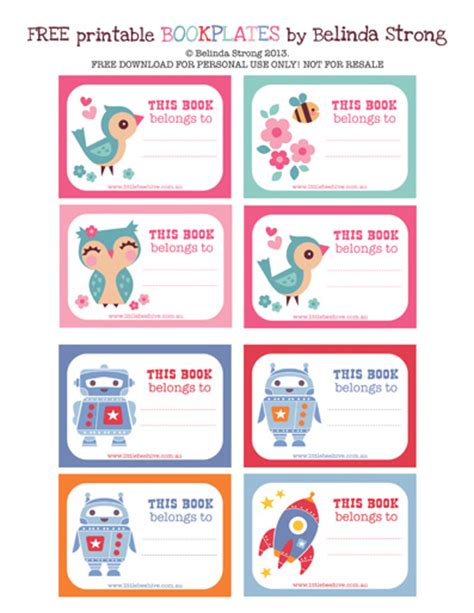 We Love To Illustrate Back To School *free* Printables