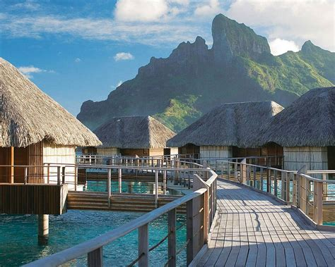 Four Seasons Resort Bora Bora French Polynesia Homedezen