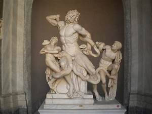Vatican Museums 2 – Laocoon   Temporarily Lost