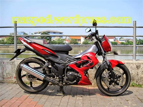 Modifikasi Satria F by Cs1 Modifikasi Satria F Thecitycyclist