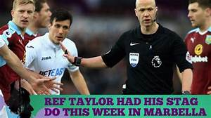Stag dos & ref chaos: Premier League's weird weekend - BBC ...