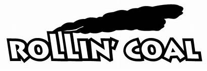 Coal Rollin Sticker Decal Stickers Stickthisgraphics