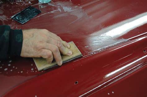 automotive painting guide finishing