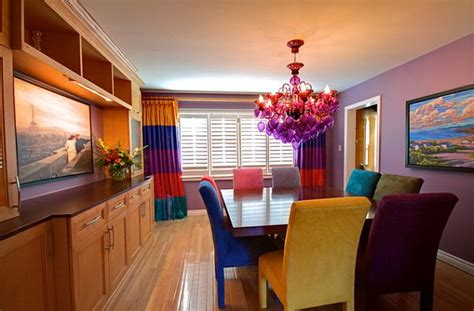 unique dining room table designs