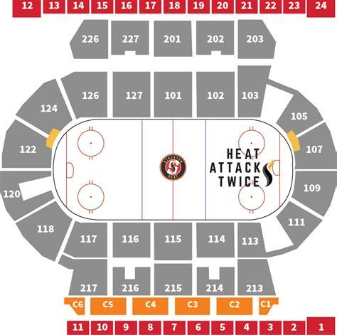 foto de StocktonHeat com Premium Seating