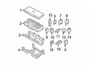 Ford E-350 Super Duty Circuit Breaker  Fuse