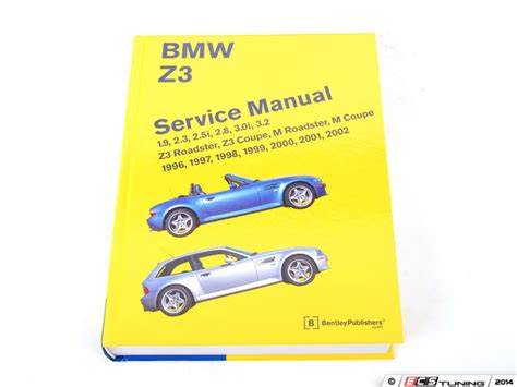 Bentley Publishers Service Manuals Bmw Z3