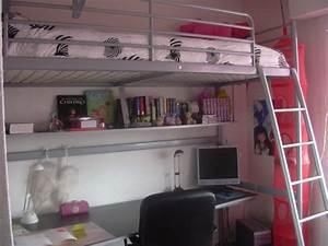 Chambre De Jeune Fille : chambre jeune fille photo 2 2 chambre de jeune fille de 13 ans ~ Preciouscoupons.com Idées de Décoration