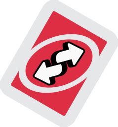 And the uno reverse card is that too. reverse uno   Tumblr
