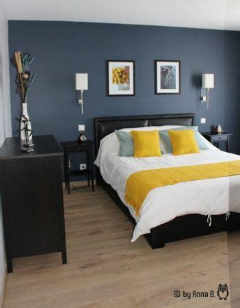 chambre parentale bleue les 25 meilleures id 233 es concernant chambre grise sur