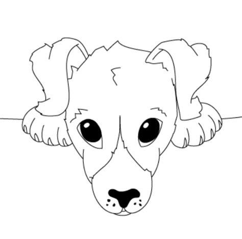 drawn animl cute puppy pencil   color drawn animl