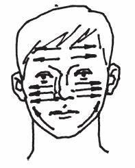 Гипертонию массаж шеи