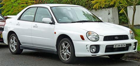 2002 Subaru Legacy Gt Limited