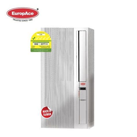 europace air conditioner btu eac   years compressor warranty shopee singapore