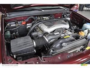 2003 Chevrolet Tracker Lt Hard Top 25 Liter Dohc 24 Valve