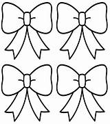 Coloring Pages Bow Clothes sketch template