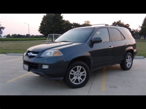 2005 acura mdx read owner and expert reviews prices specs
