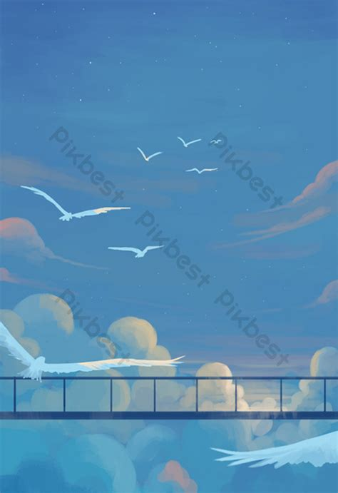 paling populer 16 wallpaper biru aesthetic