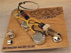 Guitar Wiring Harness Flying V Korina In 2020