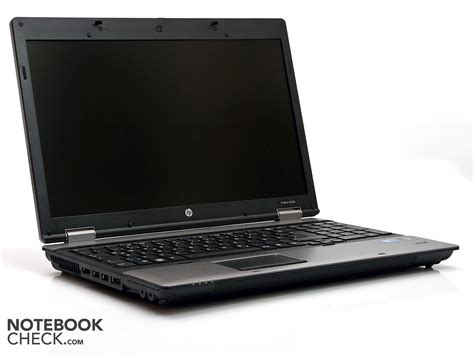 Review Hp Probook 6550b Notebook