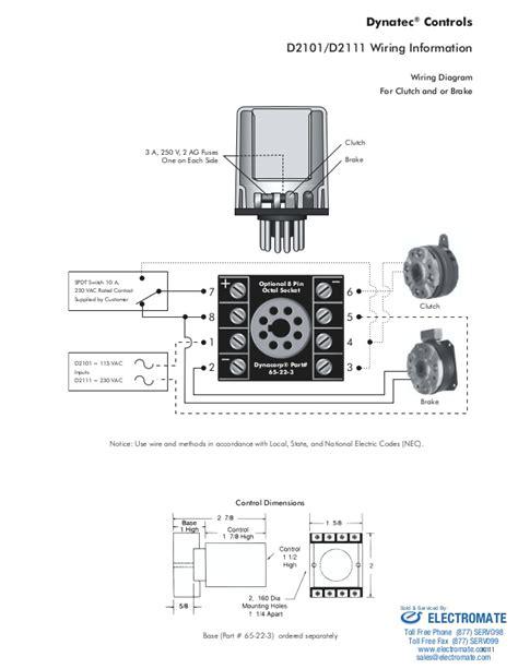 inertia dynamics controls specsheet