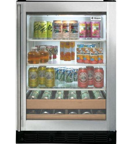 ge monogram beverage center refrigerator zdbcnbs abt
