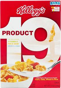 Cereal Eats  What U0026 39 S The Deal With Product 19