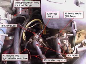 Manifold Air Intake Heater Relay