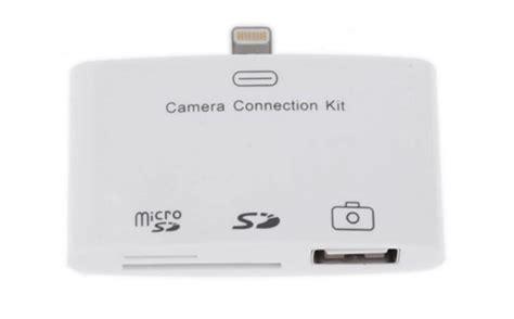camera connection kit  ipad stacksocial
