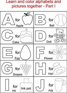 free coloring pages of alphabet printable With writing letters for toddlers