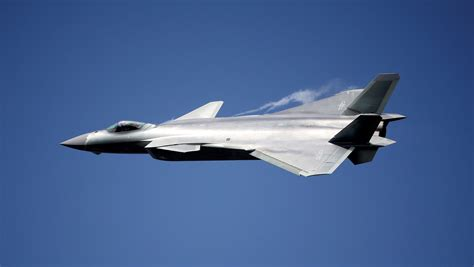 Meet China's J-20 'Heavy' Stealth Fighter: An F-22 or F ...