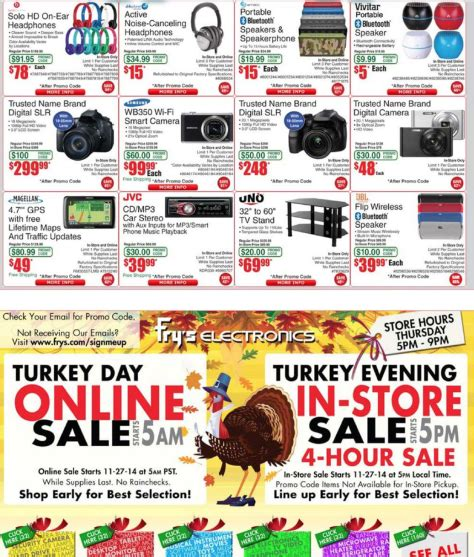 86198 Frys Promo Code Black Friday by Fry S Black Friday 2019 Ad Sale Deals Blackerfriday
