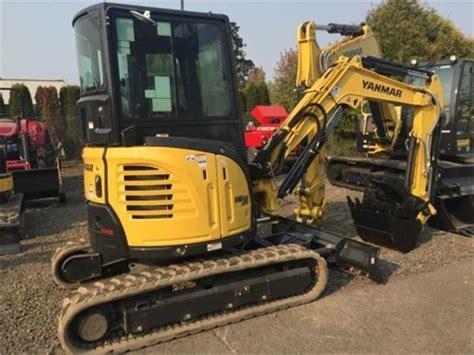 yanmar vio  excavator mini  sale stock